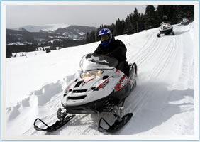Keystone Colorado Snowmobiling Tours